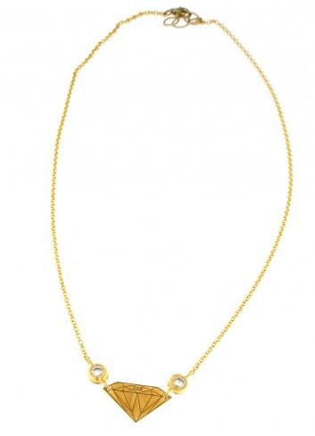 Collana girocollo Linea Le Tentazioni in argento 925 e zirconi