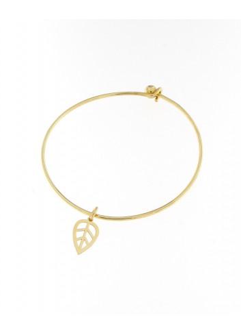 Bracciale rigido Linea Leaf