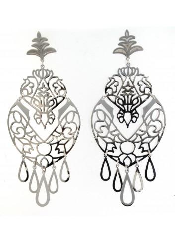 orecchini Linea Marrakech in argento 925